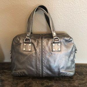 Michael Kors Pewter Handbag